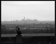 29th Nov 2014 - Looking to the City