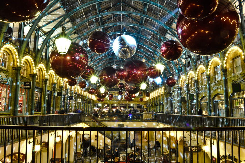 Baubles by andycoleborn