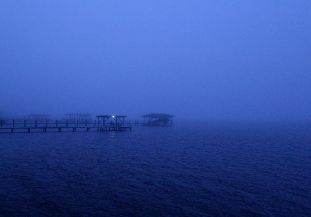 Blue fog by joemuli