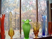 25th Oct 2010 - Colorful Vases