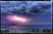 5th Dec 2014 - Lightning show