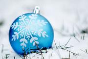 4th Dec 2014 - Snowflake ball!
