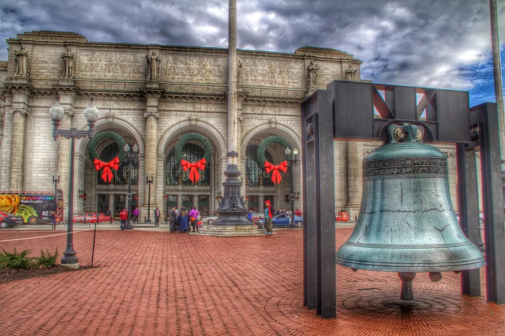 Freedom Bell by sbolden