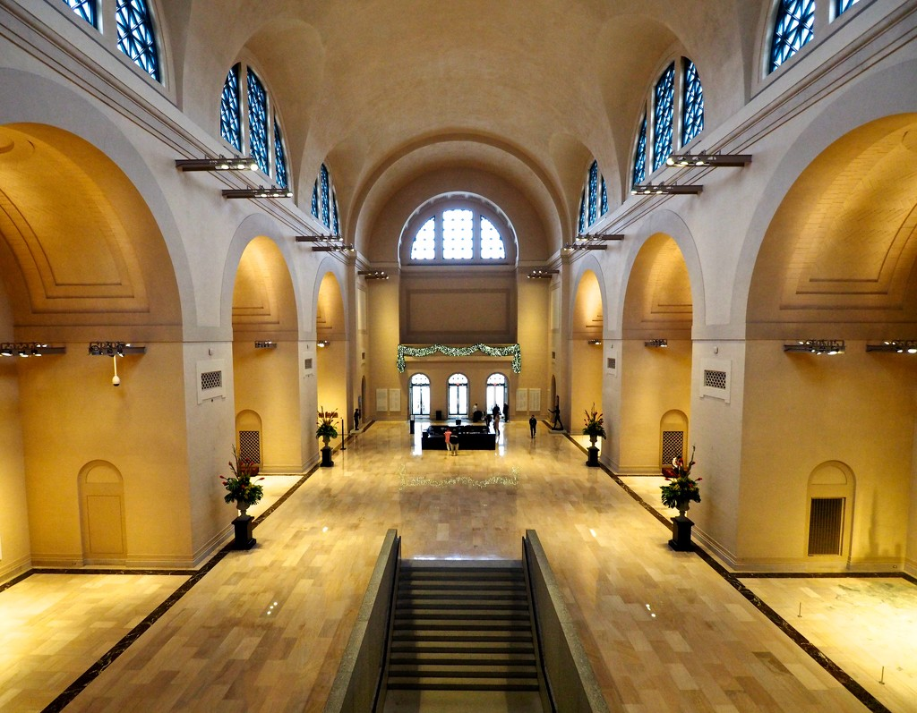 Foyer by rosiekerr