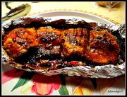 5th Dec 2014 - BBQ Salmon