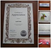 6th Dec 2014 - Over 15 Years of Volunteering