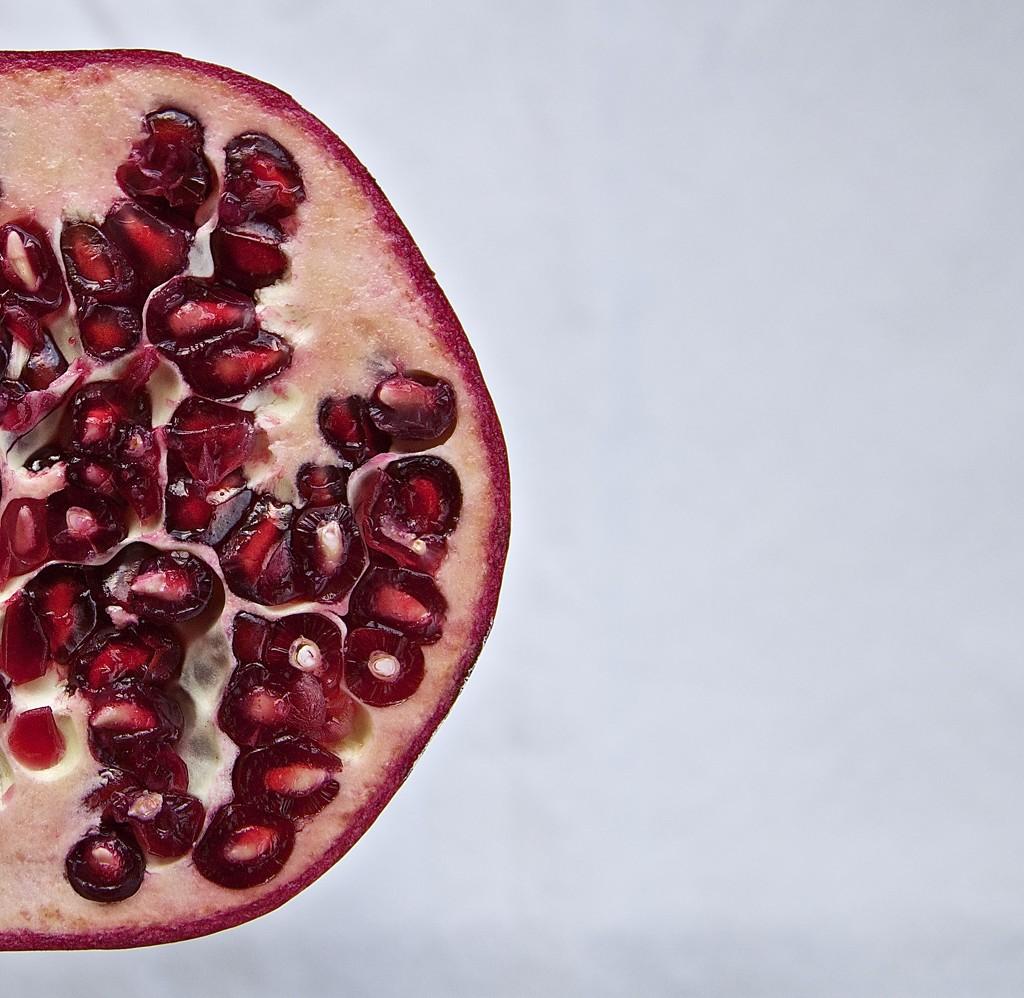 Pomegranate  by brigette