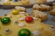 6th Dec 2014 - Tree cookies...