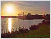 7th Dec 2014 - Late Afternoon At Furtzon Lake,Milton Keynes
