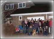 7th Dec 2014 - Neighbourhood switch on.