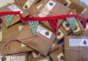 "5th Dec 2014 - ""Brown paper packages….."