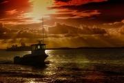 4th Dec 2014 - Everglades Smallest Crabbing Boat Returns Home