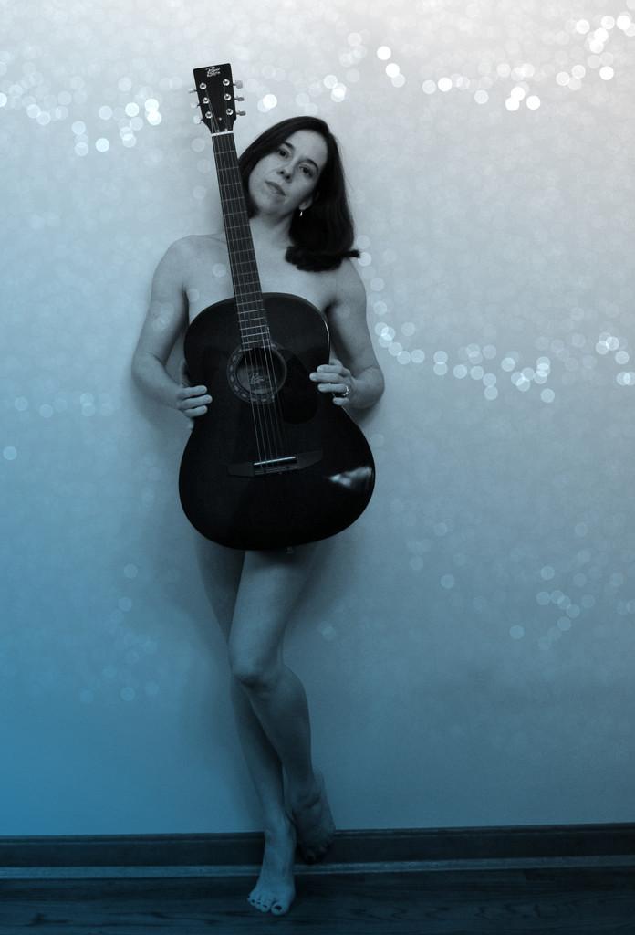 My Funkadelic Winter Blues by alophoto