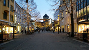 8th Dec 2014 - Christmas lights in pedestrian street