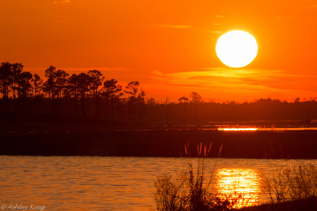 Blackwater sunset, just because by shesnapped