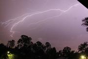 9th Dec 2014 - Electrical Storm