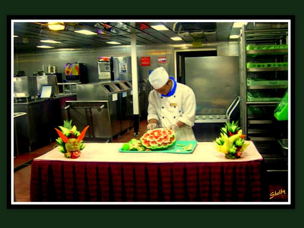 Creative Chef by vernabeth