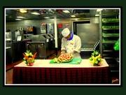 9th Dec 2014 - Creative Chef
