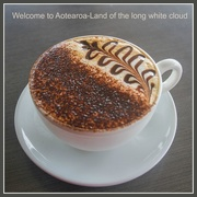 18th Nov 2014 - Welcome to Aotearoa