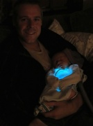 24th Oct 2010 - Glow Worm