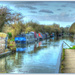 Iron Trunk Aqueduct and Grand Union Canal by carolmw