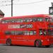 Vintage Red Bus.
