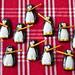 11 Penguins Piping by vickisfotos