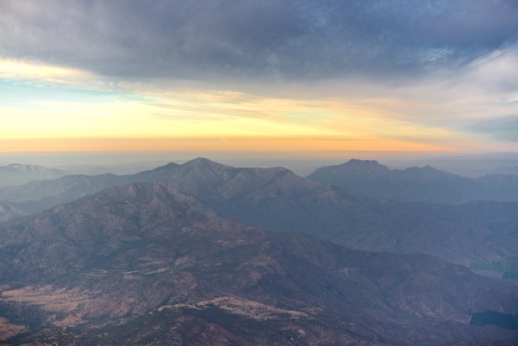 Santiago...We Will Be Landing Shortly by taffy
