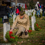 13th Dec 2014 - Wreaths Across America