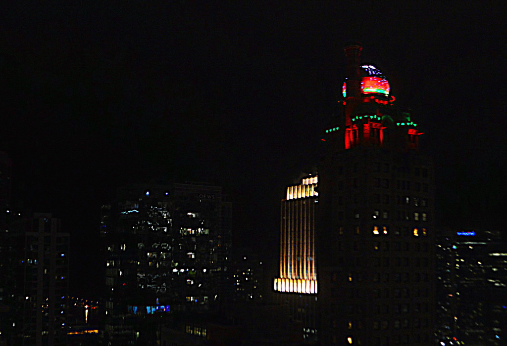 Chicago Christmas by kareenking