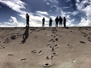 13th Dec 2014 - Footprints on the sands of time
