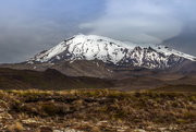 24th Nov 2014 - Mt Ruapehu - close up
