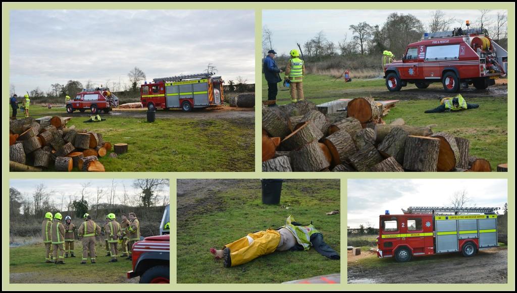The Firemen by rosiekind