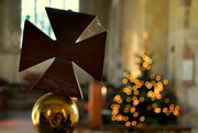 13th Dec 2014 - Cross and Tree