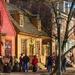 Colonial Williamsburg at Christmas by khawbecker