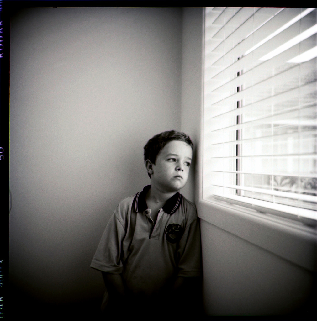 Sad Boy  by spanner