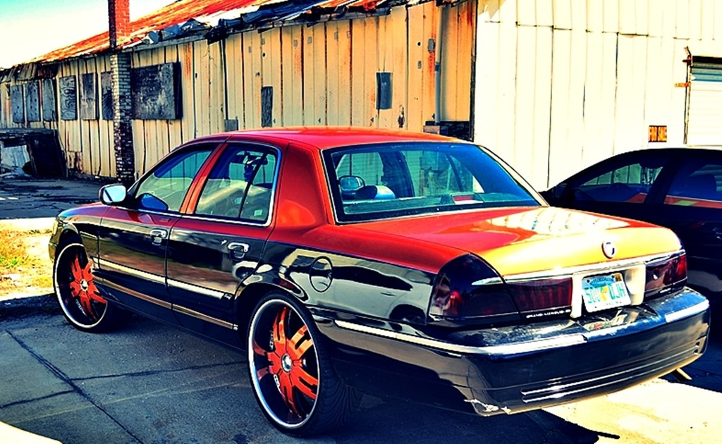 Grand Marquis  by soboy5