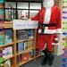 Santa Visits the Library