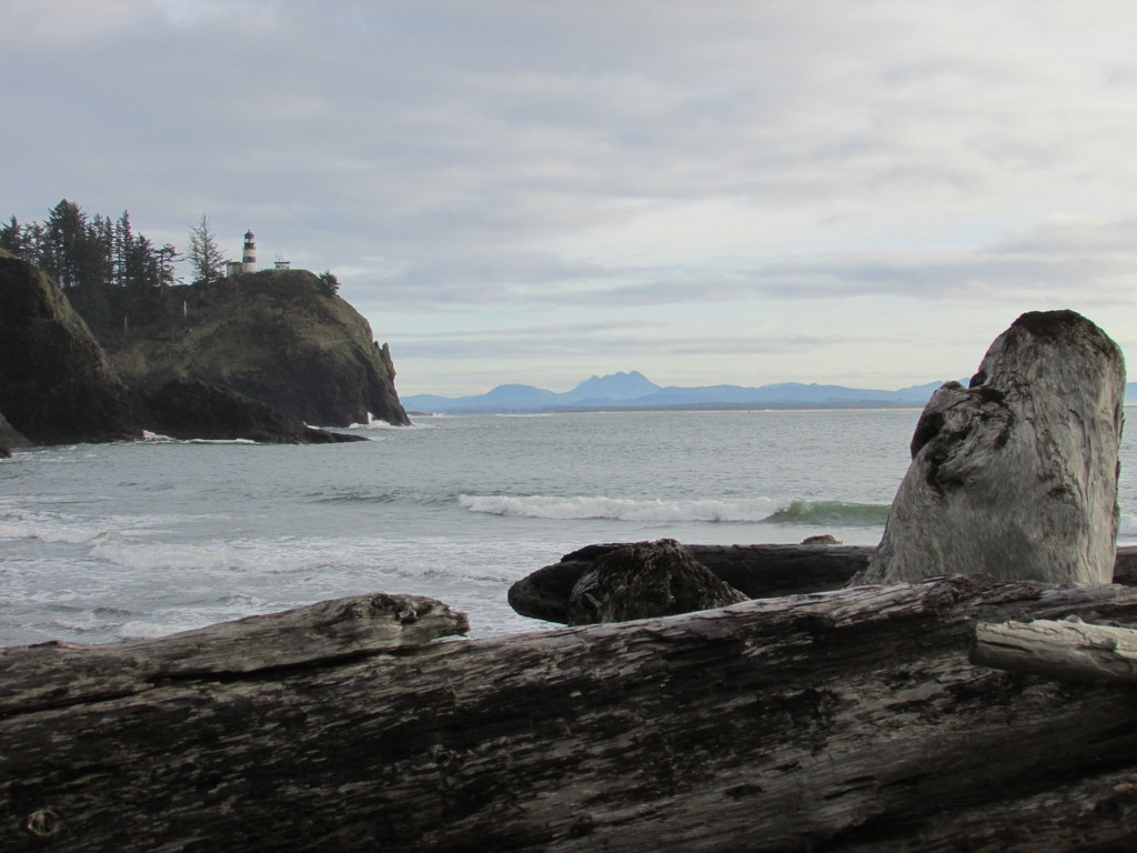 Cape Disappointment 1 by pamelaf