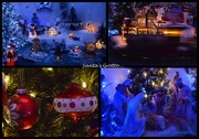 19th Dec 2014 - Christmas collage