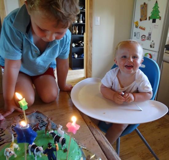 The birthday boy by happypat