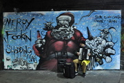 18th Dec 2014 - Merry Fookin Shopping-Mas