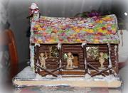 20th Dec 2014 - Gingerbread house