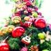 Hawaiian Christmas tree. Advent calendar, day 21. by cocobella