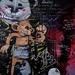 Valparaiso Graffiti Layers