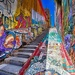The Wild Graffiti of Valparaiso by taffy
