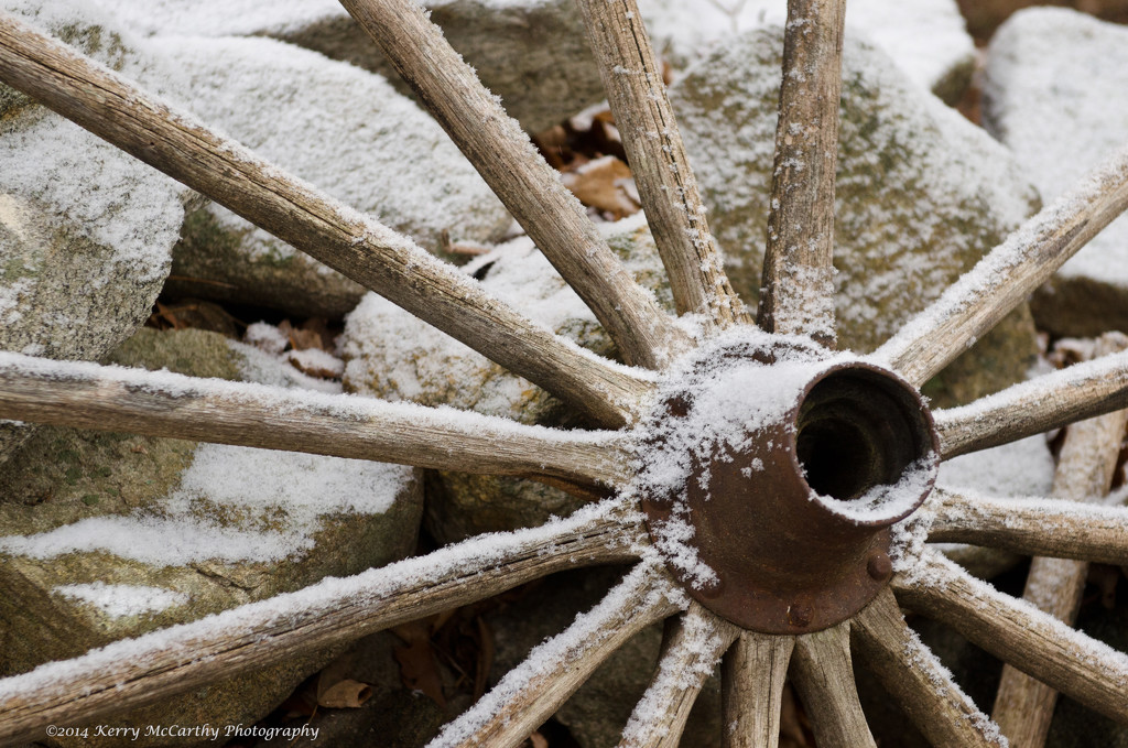 Dusting of snow by mccarth1