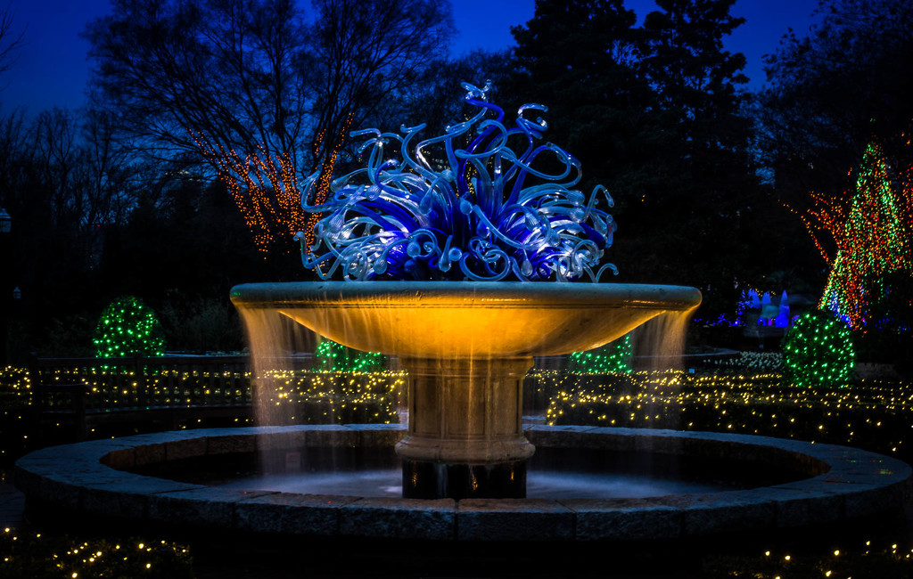 Chihuly in the Gardens (For Danette) by darylo
