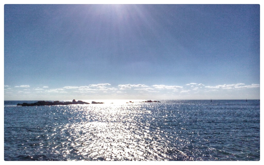 Sea And Sky by carolmw
