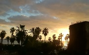 23rd Dec 2014 - Sunset